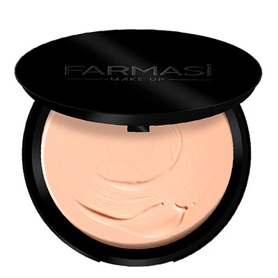 Farmasi Make Up Flawless Touch Pata Cream 02 Vanilla